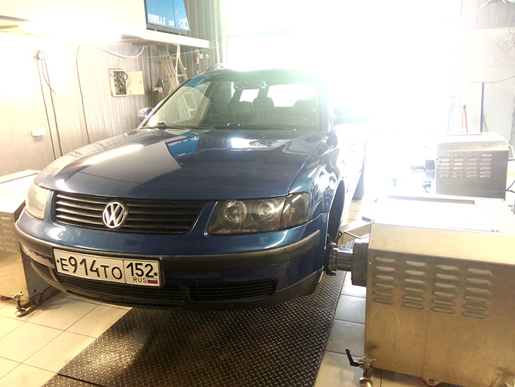 Volkswagen Passat B5 2