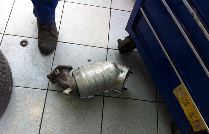 Удаление сажевого фильтра в Нижнем Новгороде